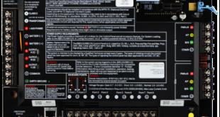 B8512G Kontrol Paneli