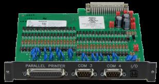 D6615 CPU sonlandırıcı kartı